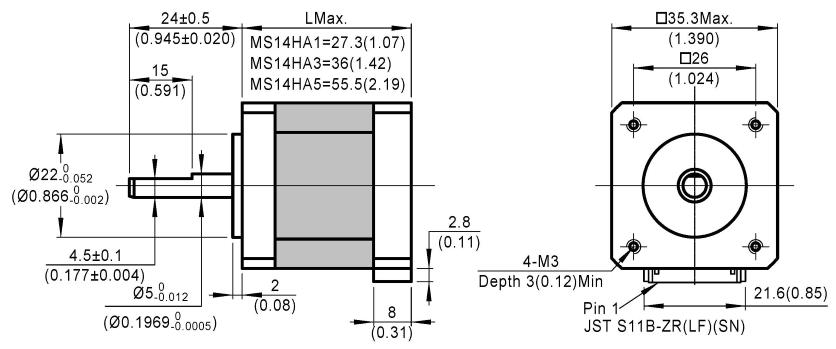 ms14ha series 0 9 u00b0